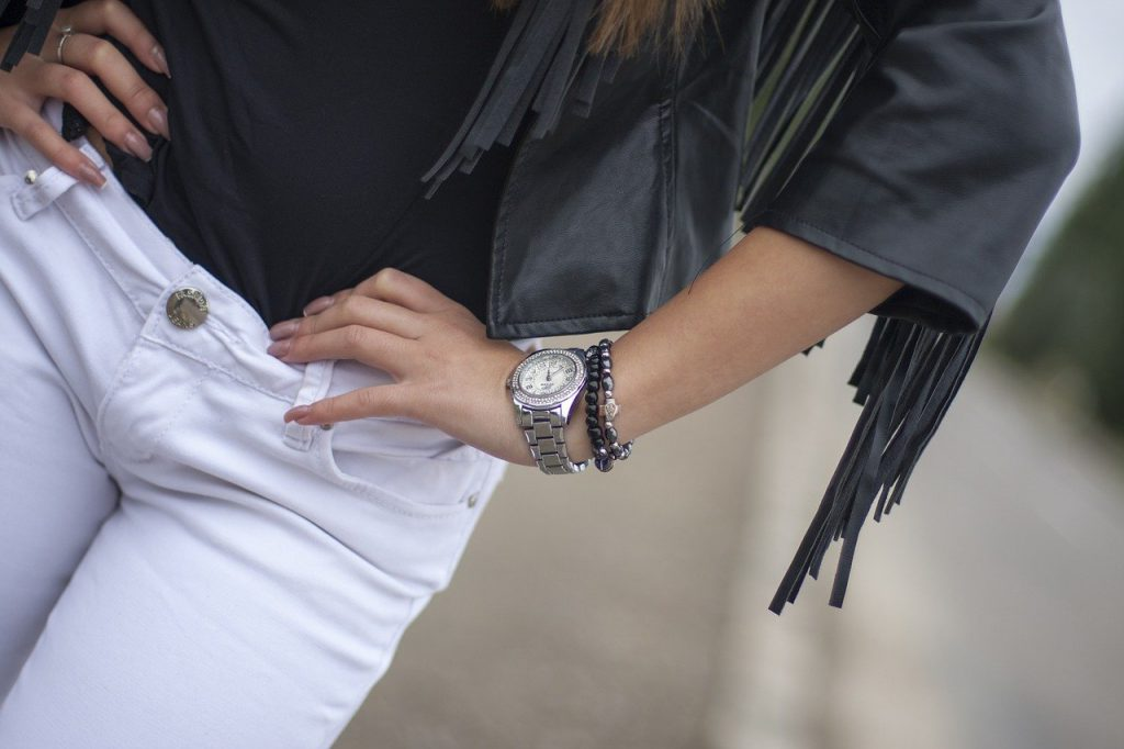 Zegarek - dodatek ubioru