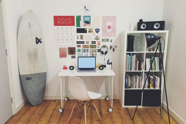 Jak stylowo i funkcjonalnie urządzić domowy gabinet?