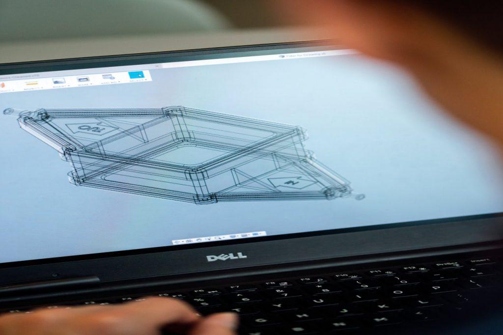 Kontrola jakości ze skanowaniem 3D